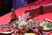 The sacred science of Puja